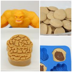 Fantastic Four Thing Candy