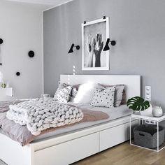 Bedroom Inspo ✨ The beautiful bedroom of @kajastef