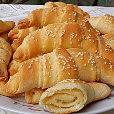 Banana Dessert, Dessert Bread, Croatian Recipes, Hungarian Recipes, Veggie Recipes, Bread Recipes, Veggie Food, Cooking Tips, Cooking Recipes
