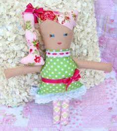 Miss Kiki doll by Miss Kiki of Cherry Blossom Lane