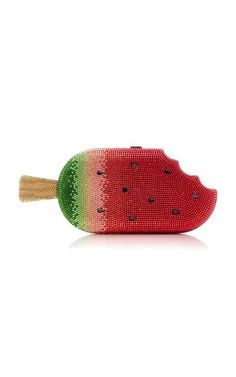 Watermelon Popsicle Clutch by Judith Leiber