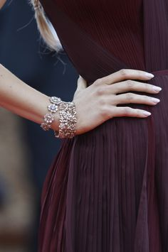 """Blake Lively's nails - Opening ceremony and the """"Grace of Monaco"""" Premiere during the 67th Annual Cannes Film Festival."""