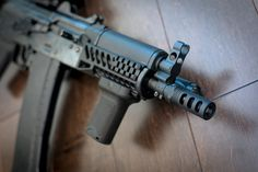 Madbull Ferfrans CRD Still need wood upper handguard and then it's complete! And yes, missing front sight ...