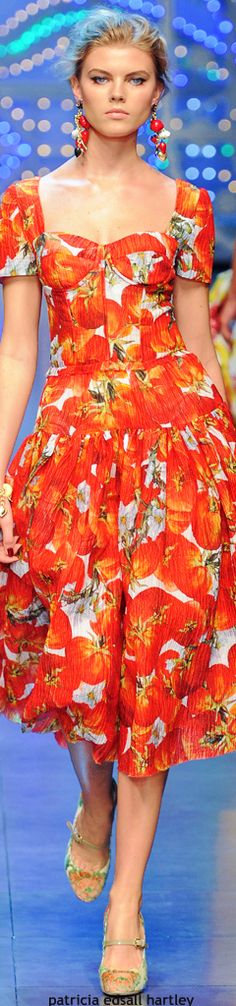 Dolce & Gabbana. Admired by FalconFabrics.com.au