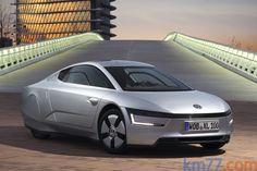 Volkswagen XL1 Gama XL1 Gama XL1 Coupé Exterior Lateral-Frontal 2 puertas