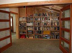 Add horizontal top shelf for displaying things