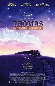 Thomas and The Magic Railroad- Starring: Alec Baldwin and Peter Fonda (July Alec Baldwin, Gym Humor, Workout Humor, Fitness Quotes Women, Workout Aesthetic, Fitness Aesthetic, Sonic The Hedgehog 4, Movie Titles, Movie Posters