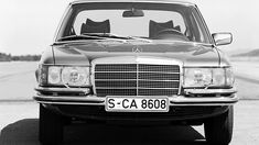 Almost certainly one of the greatest cars of the 1970s, if not the 20th century. The W116 S-Class wa... - Mercedes-Benz
