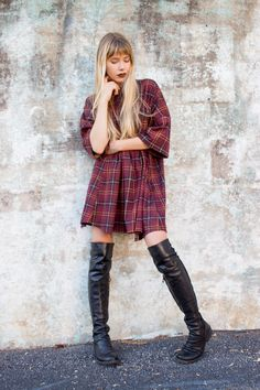 Thigh High Boots that will Upgrade your Fall-Winter Wardrobe | a la gray