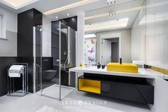 (do Arte Dizain. Bathroom Lighting, Tiles, Bathtub, Mirror, Furniture, Dom, Kitchens, Home Decor, Houses