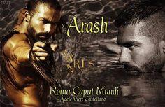 Arash Tahmurat, arciere siriano protagonista di ROMA 46 D.C Vendetta Grazie a RFS per l'immagine e a Damiana Madau!!