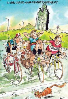 Verjaardag : Verjaardag Man Fietser Golden Bike, Happy Birthday, Cartoon, Painting, Quotes, Biking, Crafting, Happy Brithday, Quotations