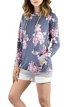 eaa15b8a1d4 Short Sleeve Floral HoodieSmall (0-4)Medium (6-8)Large