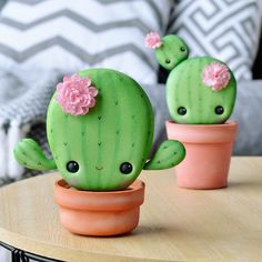 Terrific No Cost Cactus Flower fondant Suggestions Cacti as well as succulents . - Terrific No Cost Cactus Flower fondant Suggestions Cacti as well as succulents usually are vegetat - Polymer Clay Kawaii, Polymer Clay Charms, Polymer Clay Cake, Cake Topper Tutorial, Cake Toppers, Fondant Tutorial, Crea Fimo, Cactus Cake, Cactus Flower