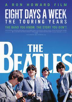 """Zaterdag 5 november en zondag 6 november om 20:00 uur """"The Beatles: Eight Days A Week"""" in het Filmhuis Heemskerk.  Filmmaker Ron Howard maakt voor deze documentaire gebruik van archiefbeelden van The Beatles ten tijde van hun concertjaren van 1963 tot en met 1966. De documentaire laat veel zeldzaam en nog nooit eerder vertoonde beelden zien. Voor liefhebbers van The Beatles een niet te missen filmervaring!  Trailer: https://www.youtube.com/watch?v=WqDgm2XJ9SA"""