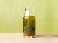 50 Salad Dressing Recipes : Recipes and Cooking : Food Network - FoodNetwork.com So much better to make your own dressing!