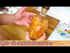 Licor de frutas - Elaboración - YouTube