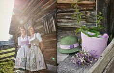 Susanne Spatt | Liebe zur Tradition | Kollektion Frühjahr - Sommer 2017 | [S♥] Dirndl, Maid, Spring Summer, Oktoberfest, Love