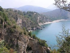 The CILENTO COAST - the Cilento is a national park designed to preserve not just the natural beauty but the local way of life.  It is authentic Italy.  It has some of Italy's finest beaches - uncrowded (August excepted).