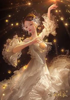 Fragrance Beauty - Fu Lengxiang is a girl born in a wealthy noble family. Blessed with a bright mind, she makes perfume - Chica Fantasy, Fantasy Girl, Beautiful Fantasy Art, Beautiful Anime Girl, Manga Girl, Anime Art Girl, Anime Angel Girl, Pretty Art, Cute Art