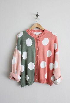 Polka Dot Sweater~