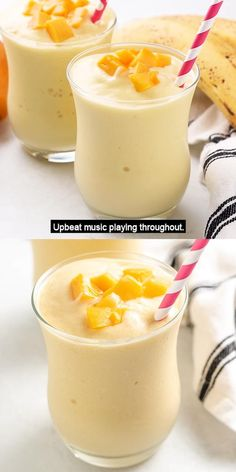 Fruit Smoothie Recipes, Easy Smoothies, Weight Loss Smoothies, Delicious Smoothie Recipes, Easy Healthy Smoothie Recipes, Frozen Fruit Smoothie, Vegetable Smoothies, Mango Recipes, Oatmeal Smoothies