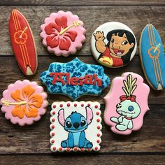 Luau Birthday, 1st Boy Birthday, Boy Birthday Parties, Baby Shower Themes Neutral, Baby Girl Shower Themes, Lilo And Stitch Cake, Hawaiian Baby Showers, Girl Birthday Decorations, Second Birthday Ideas