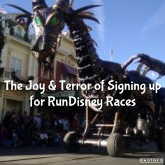 An unfortunate side effect of running Disney races is first having to make it through the registration process. Here are Casual Runner's Tips on Signing Up  #run #rundisney #disney #stress #raceregistration #wdw #waltdisneyworld #disneyland