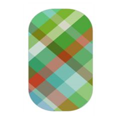 Plenty of Plaid Green | Jamberry