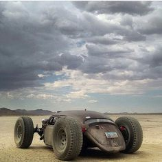 Mad Max-style