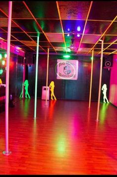 My second home, the studio that made me into the #PolerBear I am today. Pole Waxers University in Marietta, GA