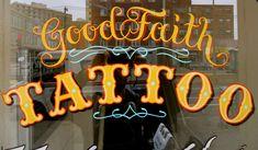 Good Faith Tattoo - bestdressedsigns.com