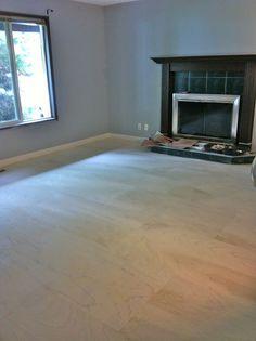 Roost Reimagined: DIY plywood flooring