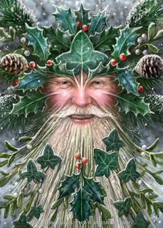 Reproduced from original paintings by Anne Stokes The Pagan Origins of Christmas Decorations Traditions at Christmas from the Celtic Festival of Yule JOANNE E. BRANNAN Many people enjoy Pagan Chr…