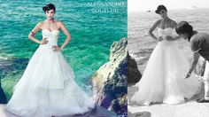 #weddingdress #alessandroangelozzicouture #elisabettacanalis