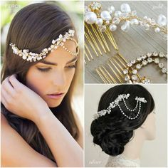 Boho headpieces by Percy Handmade