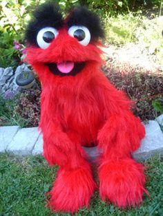 cute cute puppet!!!