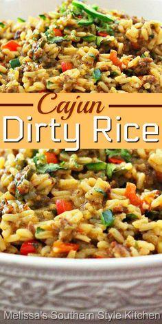 Creole Recipes, Cajun Recipes, Mexican Food Recipes, Cooking Recipes, Rice Recipes, Haitian Recipes, Oven Recipes, Donut Recipes, Meat Recipes