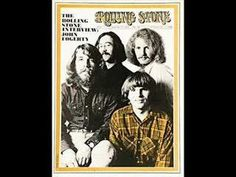 """ I heard it through the grapevine"" - Creedence Clearwater 1970"