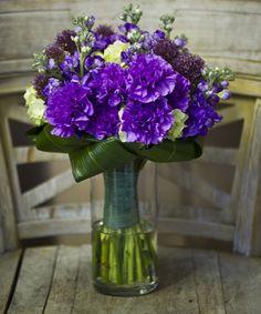 Violet bouquet (JBe Photography)