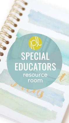 A special education membership site created just for you! Find expert resources, support, and respect in a caring community. Get ready for your best year EVER!