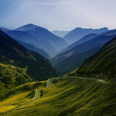 Mountains road, Transalpina, Romania by Costin Mugurel on 500px.