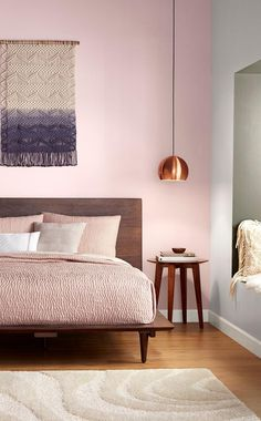 Find joy in relaxation with the Thoughtful Living Color Collection from HGTV™ HOME by Sherwin-Williams. For a calm, tranquil space, try adding glazed pottery and woven tapestries to harmonize with any of the eight colors in this trending Color Collection.