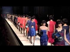 Fendi Women's Spring/Summer 2014 Fashion Show - http://latestfashionpicks.todayswebgifts.com/fendi-womens-springsummer-2014-fashion-show/