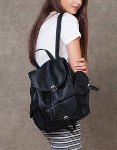 Casual backpack - BAGS - WOMAN | Stradivarius Bosnia-Herzegovina