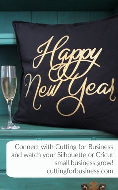 Connect with cuttingforbusiness.com and make 2016 the best year for your Silhouette Cameo or Cricut business.