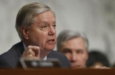 Sen. Lindsey Graham says President Trump needs to stop tweeting and talking about the investigation into Russian meddling in the election.