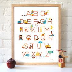 ABCs for when he grows a little bigger