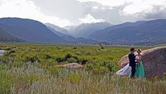 Moraine Park Meadow - Colorado