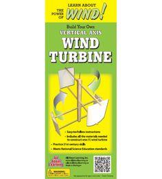 Renewable Energy - Wind Power Enrichment Class